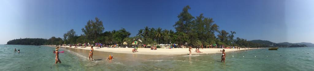 Thai Beach Panorama