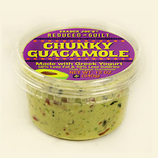 Image of Trader Joe's chunky guacamole.