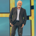 Image of Dave Ramsey laughing.